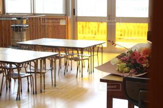 最後の教室の写真・画像素材[946361]