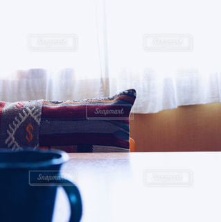 ダイニングテーブルの写真・画像素材[946362]
