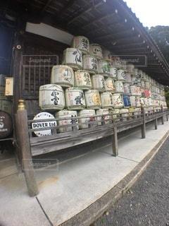 松尾大社の写真・画像素材[3351234]