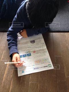 子供の写真・画像素材[555145]