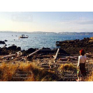 海の写真・画像素材[555694]