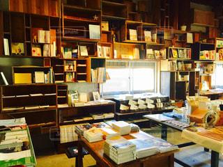 カフェの写真・画像素材[555734]