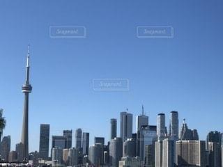 都市の高層ビルの写真・画像素材[1536568]