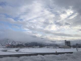 雪景色の写真・画像素材[958317]