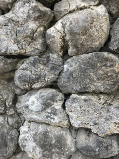 近くの岩の壁をの写真・画像素材[1381362]
