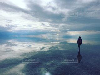 ウユニの写真・画像素材[560788]