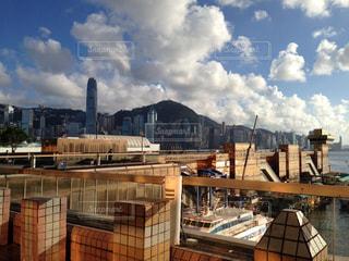 香港の写真・画像素材[573073]