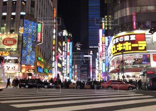 新宿歌舞伎町の写真・画像素材[960669]