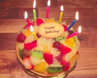 ケーキの写真・画像素材[561080]