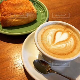 カフェの写真・画像素材[681536]