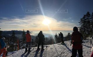 焼額山スキー場の写真・画像素材[1146006]