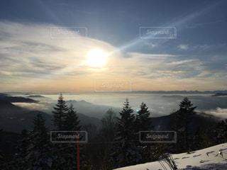 焼額山スキー場の写真・画像素材[1146008]