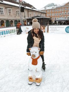 アイススケートの写真・画像素材[1750323]