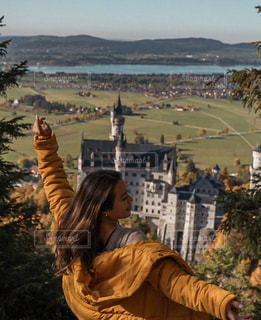 シンデレラ城のモデルになった場所の写真・画像素材[2944317]