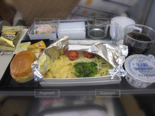 機内食の写真・画像素材[1444255]