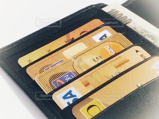 財布の中身の写真・画像素材[1561146]