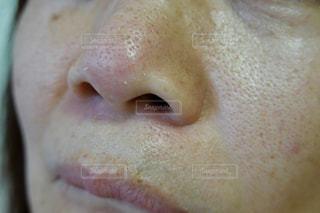 女性 角栓 毛穴の写真・画像素材[2227967]