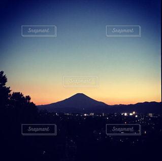 富士山の写真・画像素材[561747]