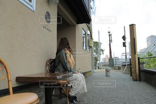 カフェの写真・画像素材[562852]