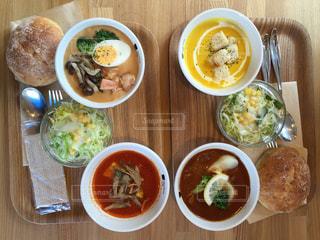 朝食の写真・画像素材[564583]