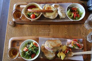 朝食の写真・画像素材[564584]