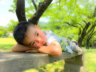 子どもの写真・画像素材[603793]