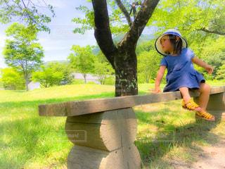 子どもの写真・画像素材[603800]
