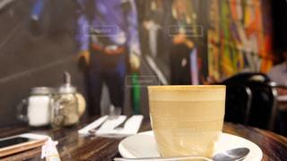 カフェの写真・画像素材[583270]