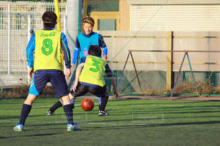 サッカーボール - No.568030