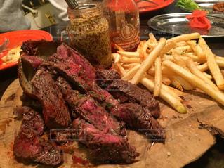 肉の写真・画像素材[598801]