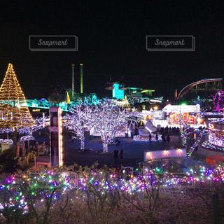 夜の街の景色 - No.1029897