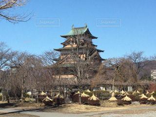 高島城の写真・画像素材[1040547]
