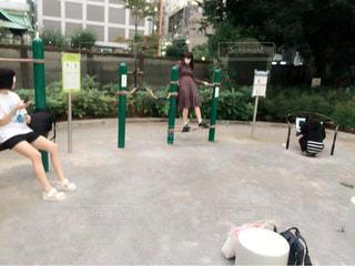 公園の写真・画像素材[566315]
