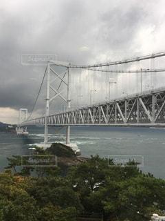 瀬戸大橋がある景色の写真・画像素材[1819285]