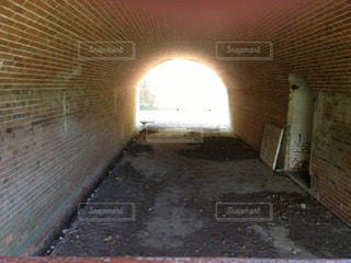 トンネルの写真・画像素材[566301]
