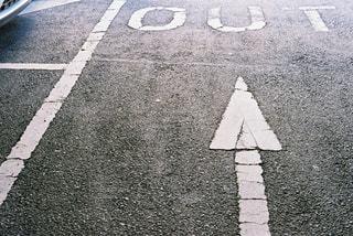 駐車場の写真・画像素材[568759]