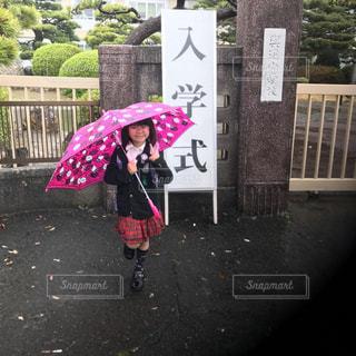 小学校入学式の写真・画像素材[572852]