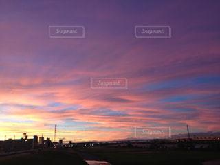 夕日の写真・画像素材[576701]