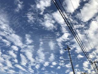 秋空の写真・画像素材[711391]