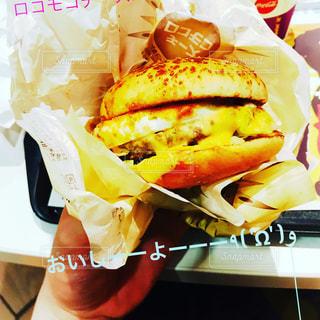 ハンバーガーの写真・画像素材[663070]