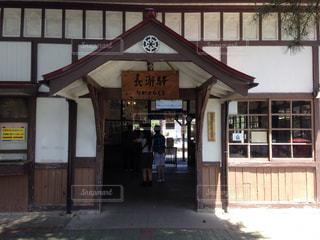 長瀞、ながとろ、長瀞駅、観光地、埼玉県の写真・画像素材[582707]