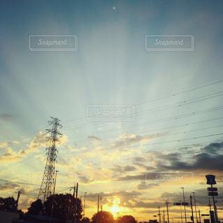朝日の写真・画像素材[235148]