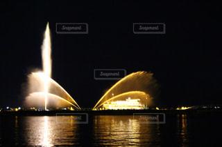 夜景の写真・画像素材[568050]