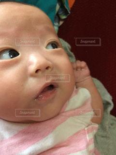 赤ちゃんの写真・画像素材[569275]