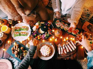パーティー♡の写真・画像素材[884252]