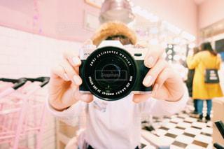 カメラを持っている人 - No.960945