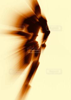 走るの写真・画像素材[569796]