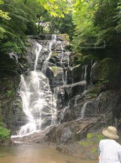 滝の写真・画像素材[579878]