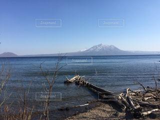 支笏湖の写真・画像素材[570706]