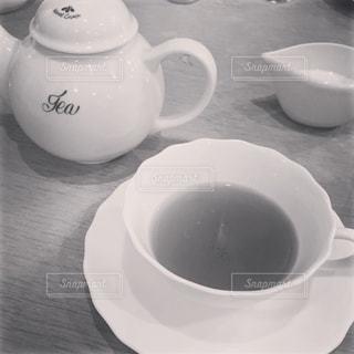 カフェの写真・画像素材[570754]